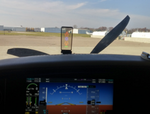 Cirrus G1 and G2 Eagle with Heads Up Display COPA special