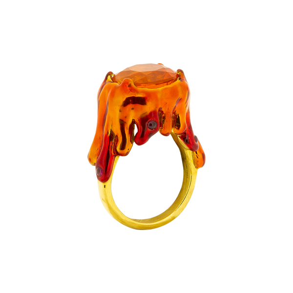 Blood Orange Ring