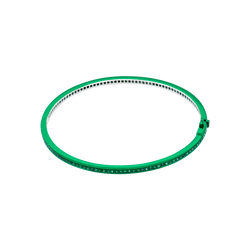 Chromantic Emerald Bangle
