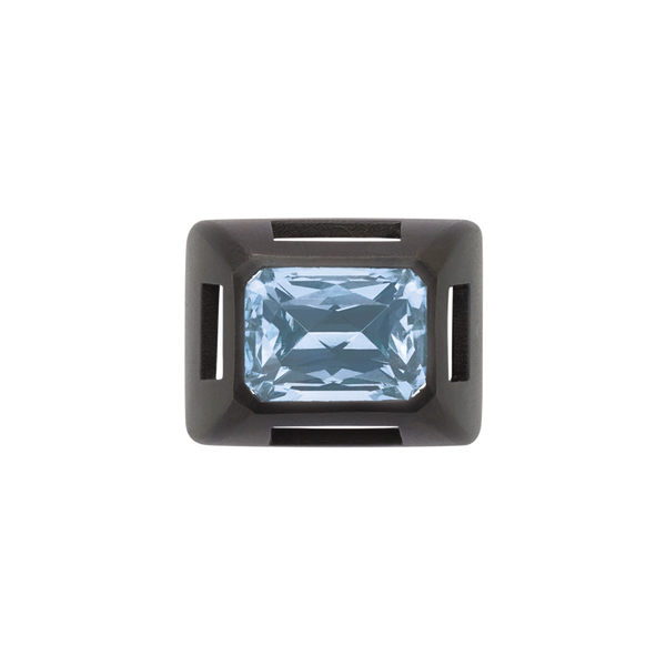Chromeo Aquamarine Ring