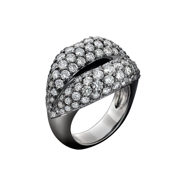 Hotlips Diamond Pave