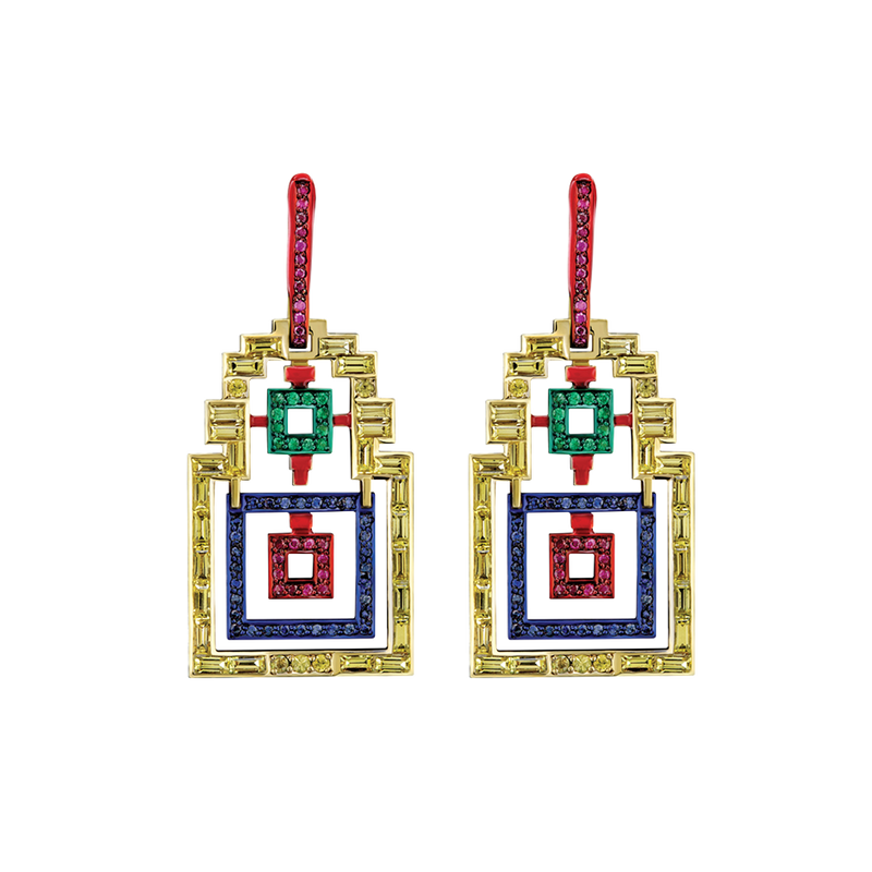 Myanmar Earrings