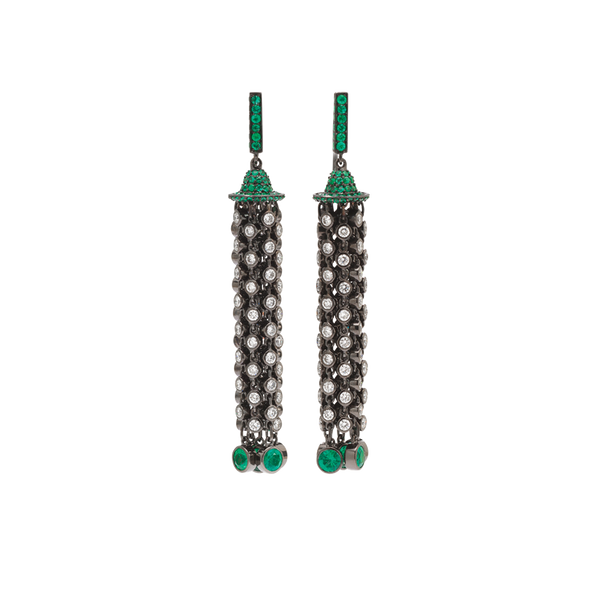 Pagoda Earrings