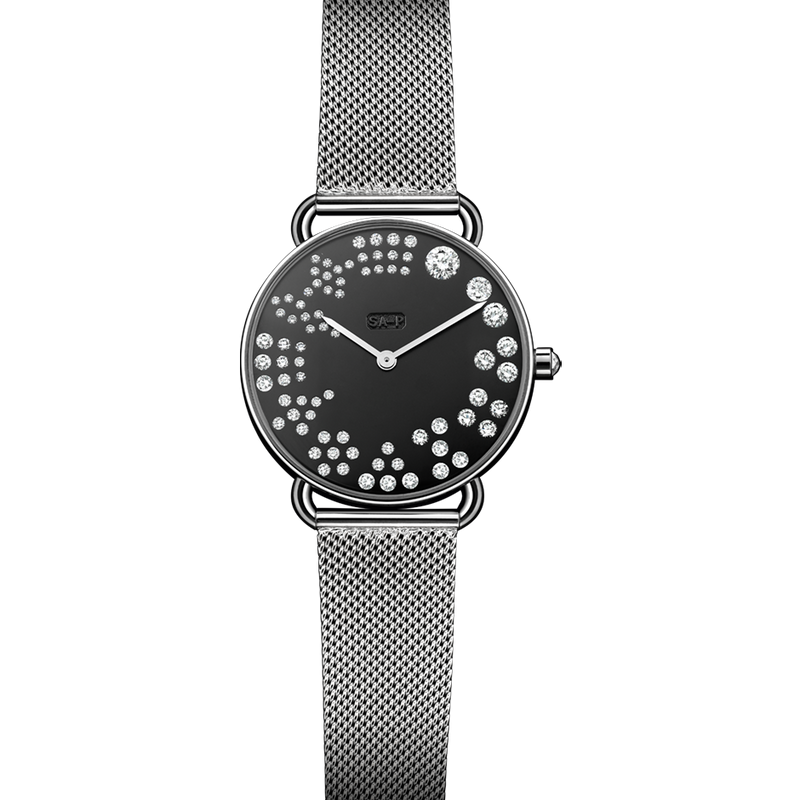 Rounds Diamond Watch