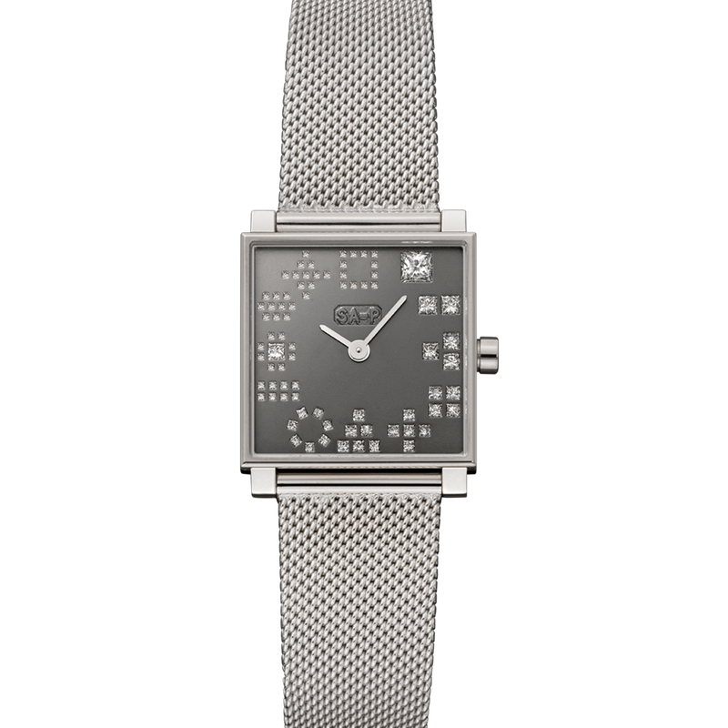 Squares Diamond Watch