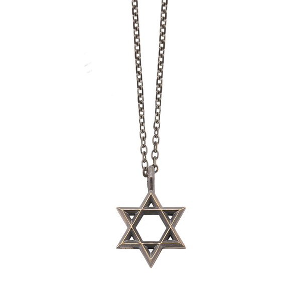 Love Thy Neighbour - Star of David Pendant