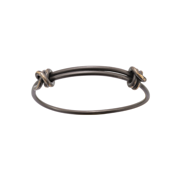 Alpha Tied Up Bangle