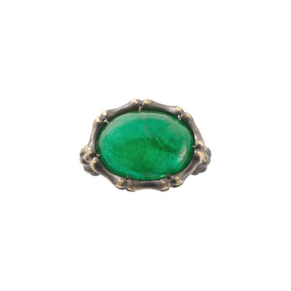 Villain Emerald Ring