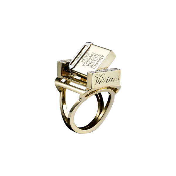 Vices and Virtues Ring