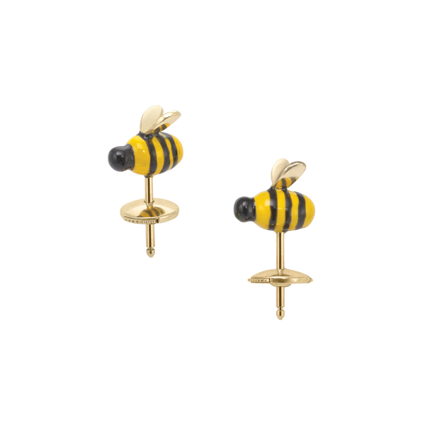 Bee Stud Earrings