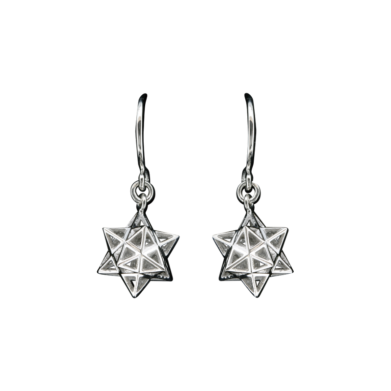 Lonestar Spikey Baby Earrings
