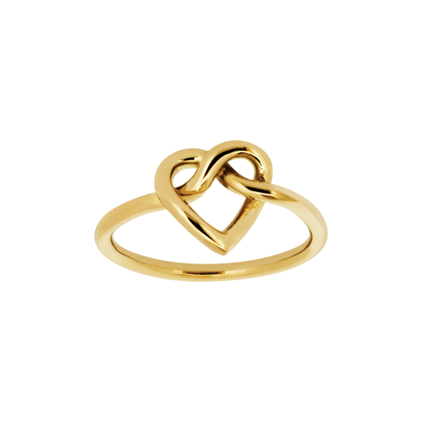 Love Me Knot Ring