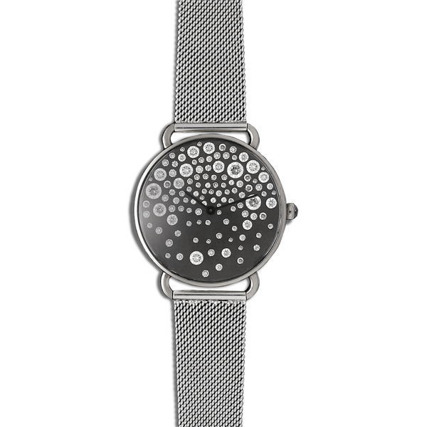 Rounds Snowy Diamond Watch