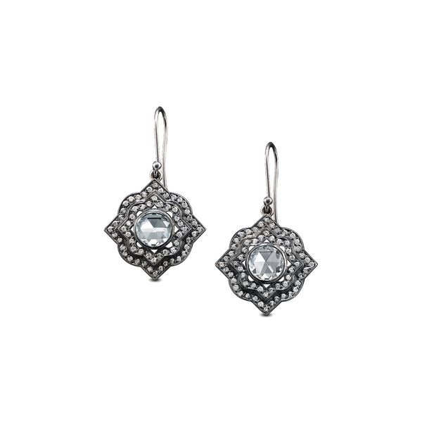Supernova Diamond Earrings