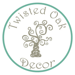 Twisted Oak Decor