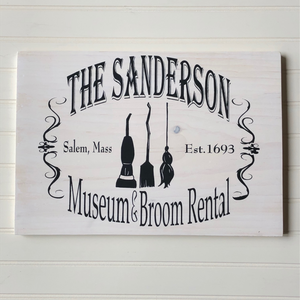 Sanderson Museum and Broom Rental