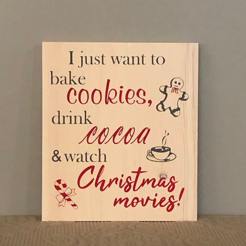 Cookies, Cocoa and Christmas Movies