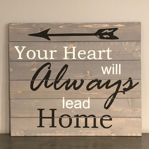 Your Heart will Always Lead Home