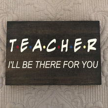 Teacher Signs