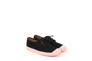 FRITZA FRENCH CANVAS PINK SOLE
