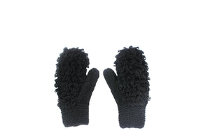 SOFT BOXING MITTENS BLACK