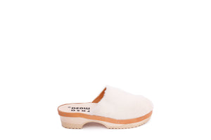 PANTOFFLE SOFT WHITE