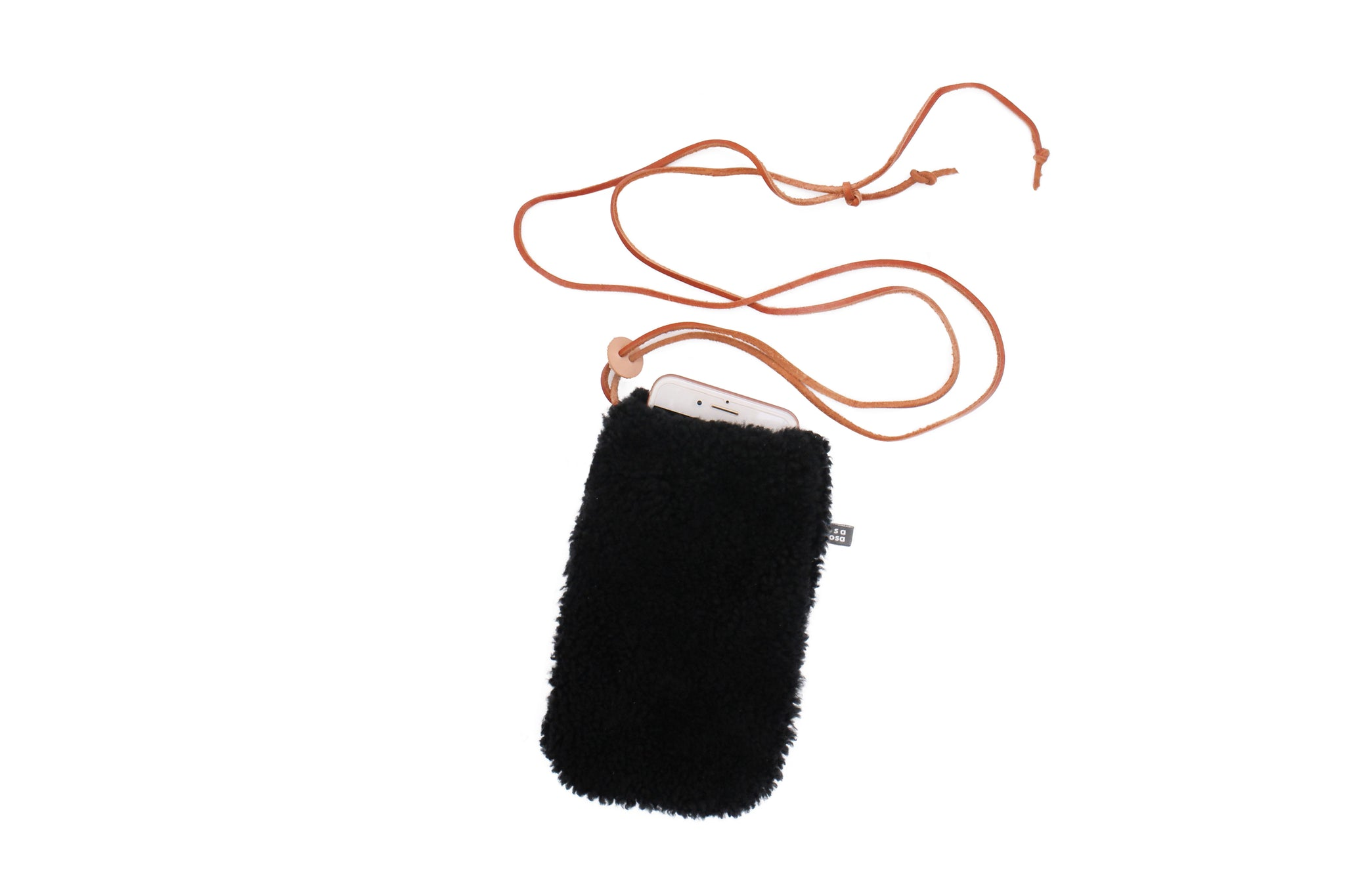 Mobile Phone Case Shearling L / in 9 colors
