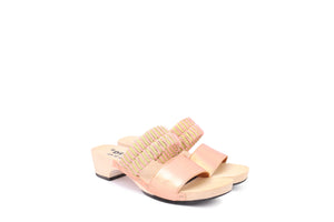 MAGO SANDALS COPPER/ROSE