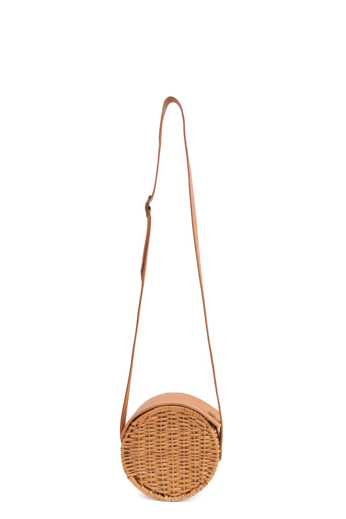 WILLOW CIRCLE BAG CAMMELLO