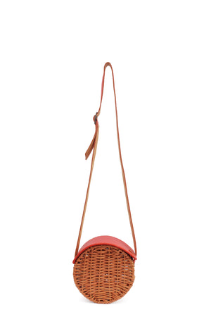 WILLOW CIRCLE BAG FRAGOLA