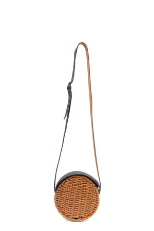 WILLOW CIRCLE BAG NAVY