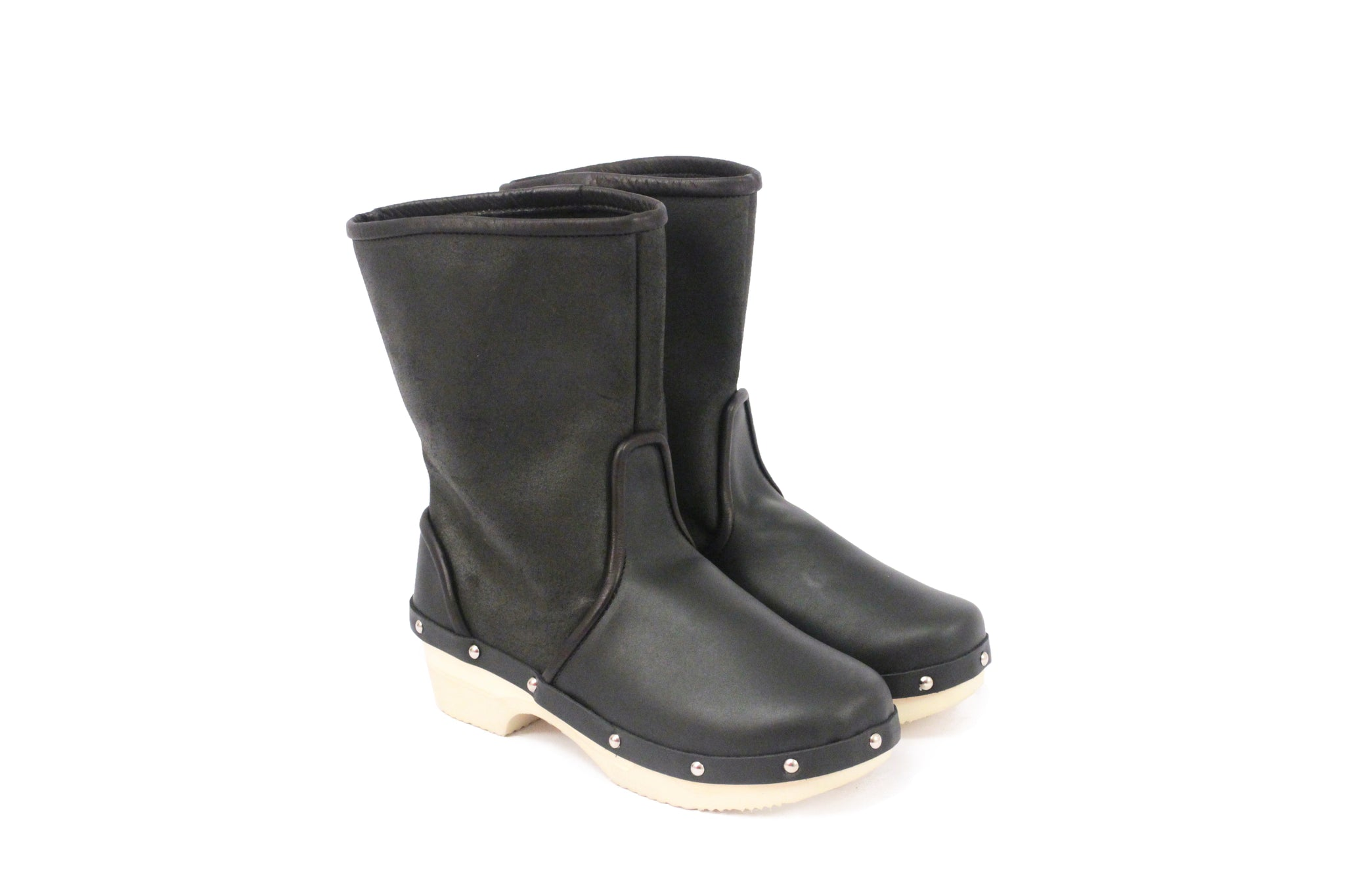 Bon Boots flexible wood/ nero