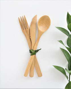 KeepItTidey Reusable Bamboo Set