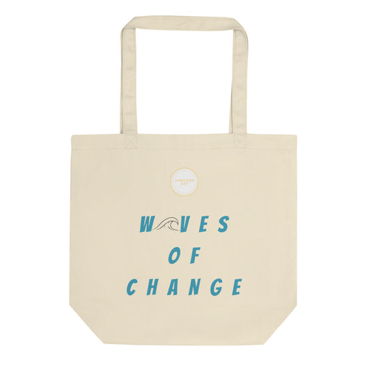 WAVES OF CHANGE SURFRIDER TOTE