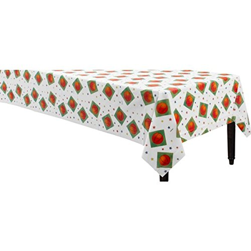 Basketball Tablecloth