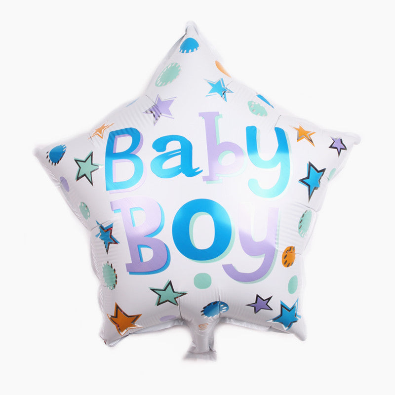 Baby Boy/Girl Balloon