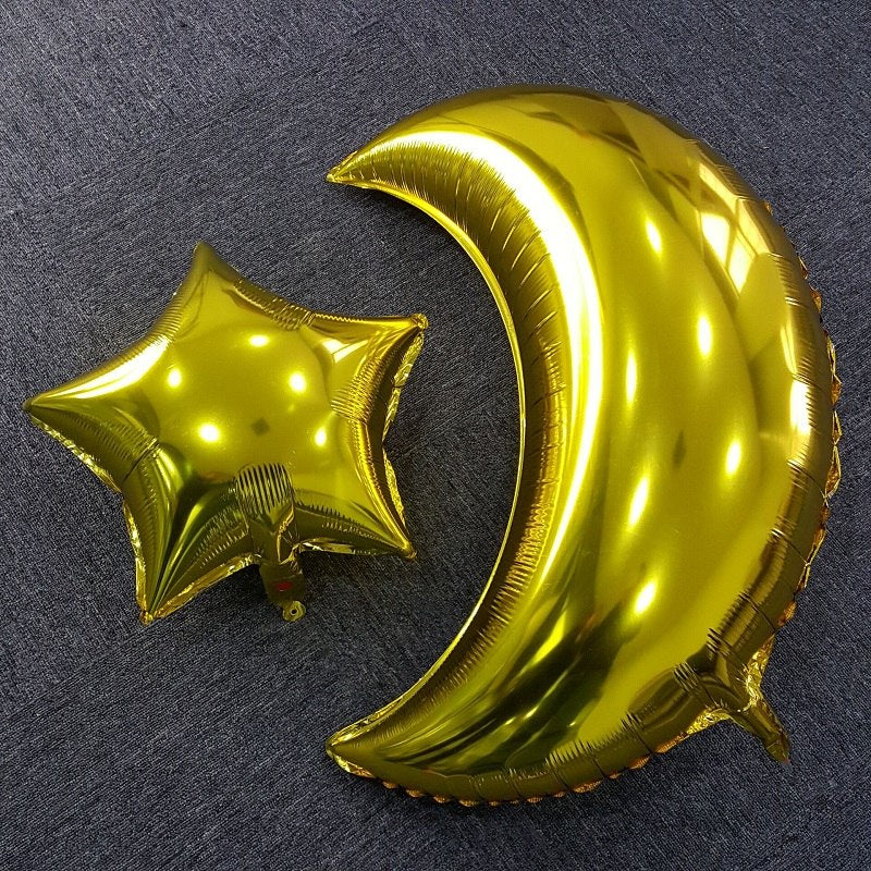 Large Half Moon Balloon
