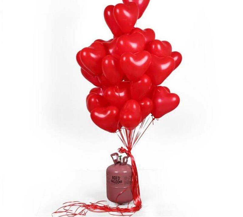 Heart Balloon Bouquet