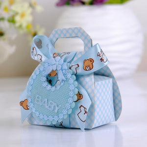 Beautiful Bear Baby Shower Gift Box