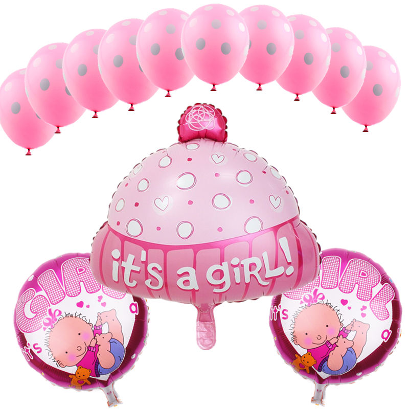 Its A Girl Balloons