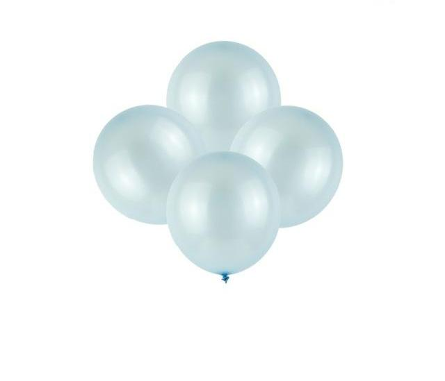 Baby Blue Theme Balloons