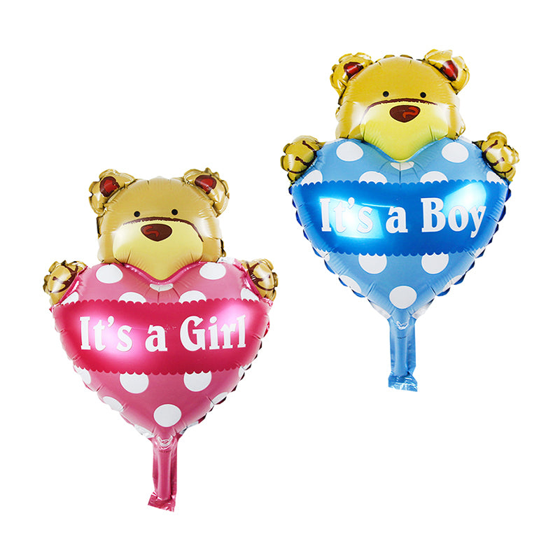Baby Shower Bear Balloons