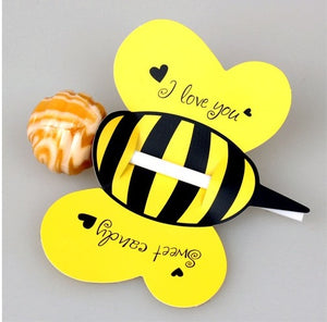 Bee Design Lollipop Holder
