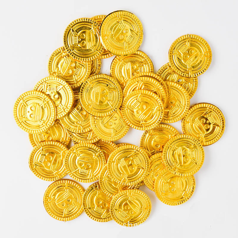 Fake Gold Coins Toy