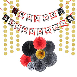 Pirate Theme Birthday Party Decoration