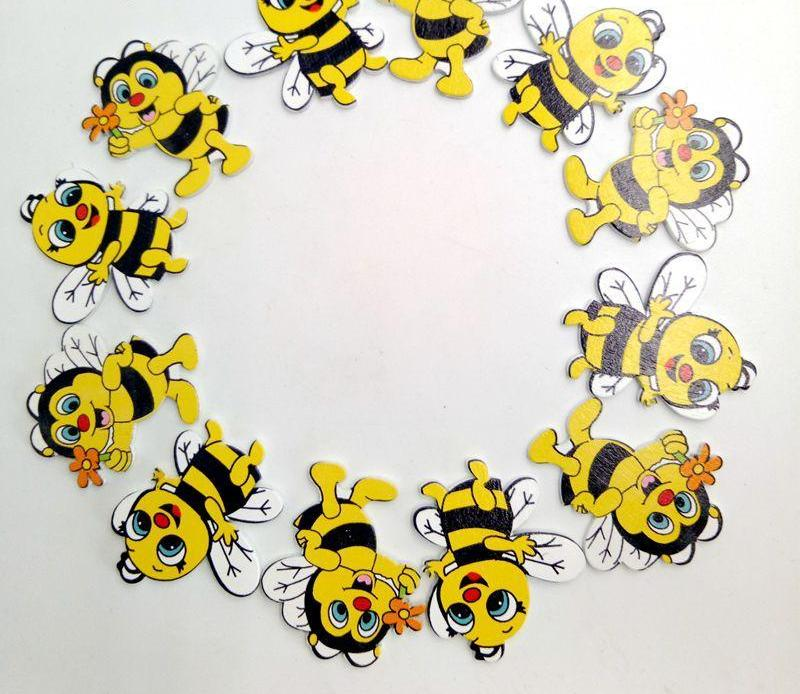 Cute Bee Decoration