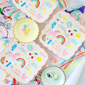 Love Them Unicorns Birthday Party Supplies