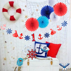 Nautical Theme Photo Booth Props