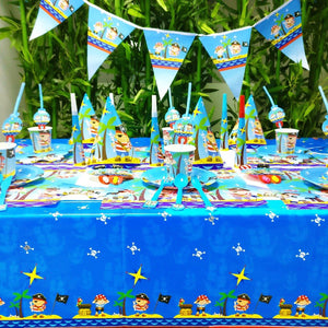 Pirate Birthday Party Supplies #2