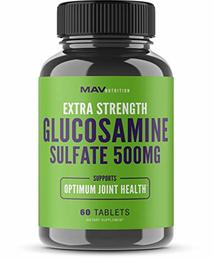 THE WONDERS OF GLUCOSAMINE